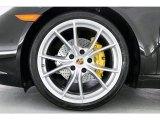 Porsche 911 2019 Wheels and Tires