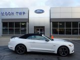 2017 Oxford White Ford Mustang GT California Speical Convertible #136697108