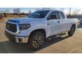 2020 Super White Toyota Tundra SR5 Double Cab 4x4 #136709627