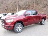 2020 Delmonico Red Pearl Ram 1500 Big Horn Crew Cab 4x4 #136709584