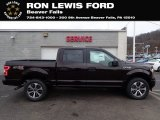 2020 Magma Red Ford F150 STX SuperCrew 4x4 #136709460