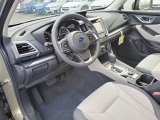 2020 Subaru Forester Interiors