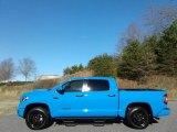 2019 Cavalry Blue Toyota Tundra TRD Pro CrewMax 4x4 #136726792