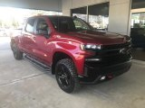 2020 Cajun Red Tintcoat Chevrolet Silverado 1500 LT Trail Boss Crew Cab 4x4 #136727020