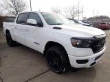 2020 Ram 1500 Bright White