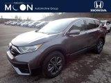 2020 Modern Steel Metallic Honda CR-V EX AWD #136743890