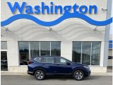 2020 Obsidian Blue Pearl Honda CR-V LX AWD #136743811