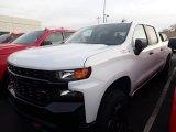2020 Summit White Chevrolet Silverado 1500 Custom Trail Boss Crew Cab 4x4 #136743851