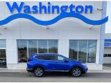 2020 Aegean Blue Metallic Honda CR-V Touring AWD #136743809