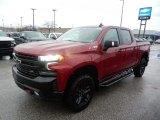 2020 Cajun Red Tintcoat Chevrolet Silverado 1500 LT Trail Boss Crew Cab 4x4 #136763040