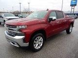 2020 Cajun Red Tintcoat Chevrolet Silverado 1500 LT Crew Cab 4x4 #136763029