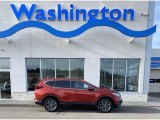 2020 Radiant Red Metallic Honda CR-V EX AWD #136790363