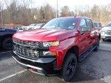 2020 Cajun Red Tintcoat Chevrolet Silverado 1500 Custom Trail Boss Crew Cab 4x4 #136790449