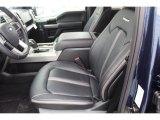 2020 Ford F150 Limited SuperCrew 4x4 Black Interior