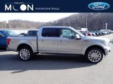 2020 Iconic Silver Ford F150 Limited SuperCrew 4x4 #136790479