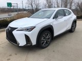 Lexus UX Data, Info and Specs