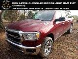2020 Delmonico Red Pearl Ram 1500 Big Horn Crew Cab 4x4 #136790336