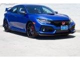 2019 Agean Blue Metallic Honda Civic Type R #136790429