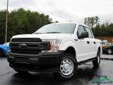 2020 Oxford White Ford F150 XL SuperCrew 4x4 #136813258