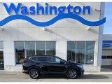 2020 Crystal Black Pearl Honda CR-V EX AWD #136790368