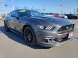 2016 Guard Metallic Ford Mustang GT Premium Coupe #136826536