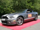 2010 Ford Mustang Shelby GT500 Convertible Data, Info and Specs