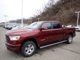 2020 Delmonico Red Pearl Ram 1500 Big Horn Crew Cab 4x4 #136826618