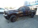2020 Black Chevrolet Silverado 1500 LT Trail Boss Crew Cab 4x4 #136826542
