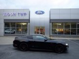 2018 Shadow Black Ford Mustang GT Premium Fastback #136843521