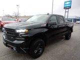 2020 Black Chevrolet Silverado 1500 LT Trail Boss Crew Cab 4x4 #136843596