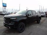 2020 Black Chevrolet Silverado 1500 LT Trail Boss Crew Cab 4x4 #136858925