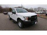 2020 Oxford White Ford F150 XL Regular Cab 4x4 #136858952
