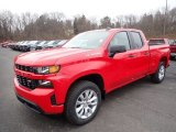2020 Chevrolet Silverado 1500 Custom Double Cab 4x4