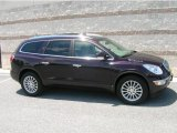 2009 Dark Crimson Metallic Buick Enclave CXL AWD #13683384