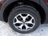 Kia Telluride Wheels and Tires
