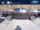 2020 Magma Red Ford F150 XLT SuperCrew 4x4 #136886917