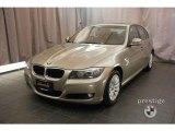 2009 Platinum Bronze Metallic BMW 3 Series 328i Sedan #13662475