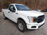 2020 Ford F150 XL Regular Cab 4x4 Front 3/4 View