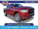 2020 Delmonico Red Pearl Ram 1500 Big Horn Crew Cab 4x4 #136886825
