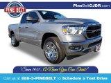 2020 Billet Silver Metallic Ram 1500 Big Horn Quad Cab 4x4 #136886824