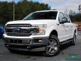 2020 Oxford White Ford F150 XLT SuperCrew 4x4 #136886804