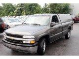 2003 Dark Gray Metallic Chevrolet Silverado 1500 Regular Cab #13683762
