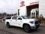 2020 Super White Toyota Tundra TRD Off Road CrewMax 4x4 #136900317