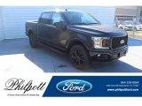 2020 Agate Black Ford F150 STX SuperCrew 4x4 #136900402