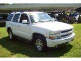 2004 Summit White Chevrolet Tahoe Z71 4x4 #13681759