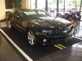 2010 Black Chevrolet Camaro SS Coupe #13667481