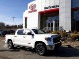 2020 Super White Toyota Tundra TRD Off Road CrewMax 4x4 #136918622