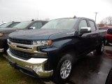 2020 Northsky Blue Metallic Chevrolet Silverado 1500 LT Crew Cab 4x4 #136954939