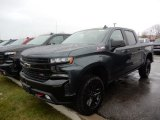 2020 Shadow Gray Metallic Chevrolet Silverado 1500 LT Trail Boss Crew Cab 4x4 #136954937