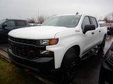 2020 Summit White Chevrolet Silverado 1500 Custom Trail Boss Crew Cab 4x4 #136954935